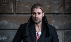 Interview with violinist David Garrett: 'I thought my father hated me'