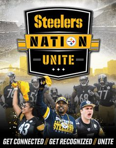 Get Your Steelers Gear, Steelers Apparel, and other Steelers Merchandise.