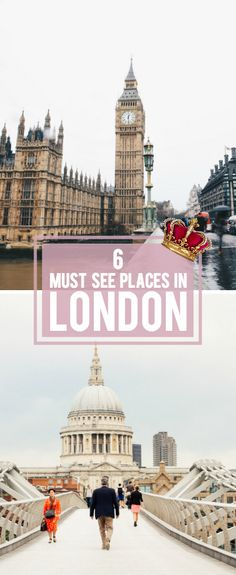Living in London would be amazing (if it wasn't so expensive). But here are 6 must-see places in London for you to visit for the time being! #livinginlondon #traveltipslondon #london #londontraveltips #londontravel living in london | living in london on a budget | living in london tips | living in london life | living in london apartments | Living In London | Living in London | Living in London | travel tips london | travel tips london packing lists | Travel Tips - London | Travel tips…