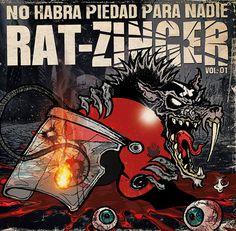RAT-ZINGER adelantan nuevo single de su nuevo proyecto