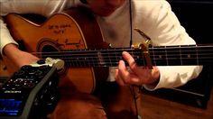 アコギでジブリ メドレー Acoustic solo guitar Ghibli Medley(Daisuke Minamizawa, Sung...