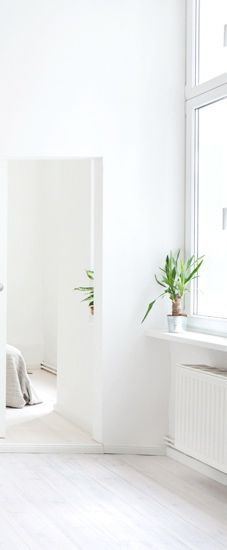 Via http://NordicDays.nl | Coco Lapine Design Styling in Berlin | White