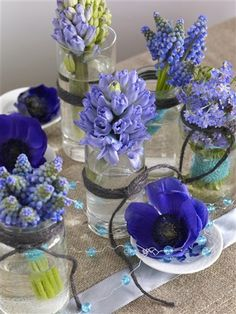 BordPynt! - Anns Blomster