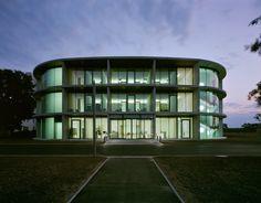 Office building J | Laa an der Thaya, Austria | Architect Adolf Krischanitz | photo © Margherita Spiluttini