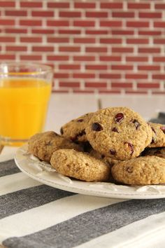 Μπισκότα - The one with all the tastes Sweet Cookies, Biscuit Cookies, Greek Desserts, Greek Recipes, Healthy Cookies, Healthy Desserts, Healthy Food, Healthy Eating, Healthy Recipes