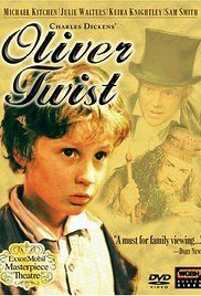Oliver Twist Tv Series 1999. An orphan named Oliver Twist meets a pickpocket on the streets of London. From there, he joins a household of boys who are trained to steal for their master.