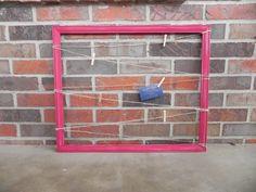 Distressed Memo Board / Picture Board / Memory Board / Bulletin Board / Office / Rustic Decor / Home Decor / Wedding Decor /Nursery Decor by TheRusticWillow25 on Etsy (null)