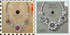 1 necklace, 2 statements https://www.facebook.com/SnapwithCherie