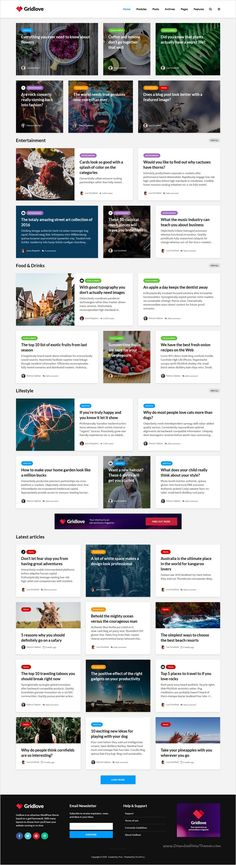 Gridlove is a creative grid style #WordPress theme with a focus on news and #magazine websites #webdev with many predefined layouts download now➩ https://themeforest.net/item/gridlove-creative-grid-style-news-magazine-wordpress-theme/17990371?ref=Datasata