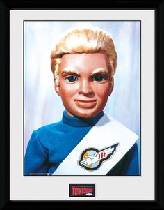 Recreate the Tracy lounge from Thunderbirds in your own home with these collectors' edition prints of the Tracy bothers! Joe 90, Thunderbirds Are Go, Vintage Television, Fantasy Comics, Comic Books Art, Book Art, Cinema, Best Series, My Childhood Memories