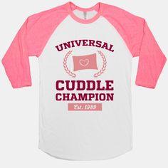 Universal Cuddle Champion
