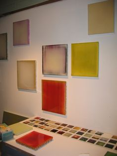 Artist's Studio - Leigh Martin
