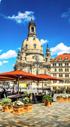 Historical City Centre of the ancient Dresden, Germany   |   23 Fascinating Photos that Will Remind You How Incredible Germany Is