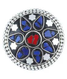 Waama Jewels Multicolour Ring