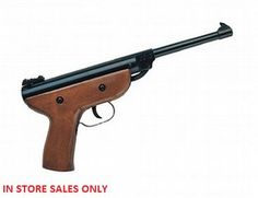The Sportsmarketing XS2 Air Pistol is a spring powered Smk Air Pistol in the Smk Air Pistols range.