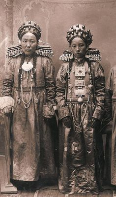 Mongolia in the early 20th century (ca. 1925)