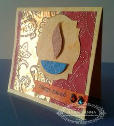 Handmade Cards For Diwali. Handmade Greeting Card Ideas On Pinterest ...