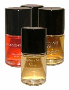 Scented Perfume Oil by Utopia Scents Champa Dragons Blood Patchouli Wicca New | eBay