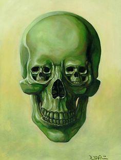 David Gough Charlie Immer- translucent bubbly genius Creative Boys Club » we love skulls www.creativeboysclub.com/tags/we-love-skulls