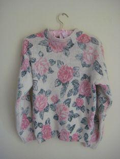 vintage sweater, stylebook vintage (etsy)