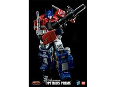 "MAS-01 Optimus Prime Mega 18"" Action Figure - Transformers 2010 - 2016 Transformers Figures"