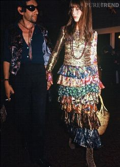 Serge and Jane. Inspiration for Model Under Cover. http://www.carinaaxelsson.com #modelundercover