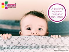 A person's a #person no matter how small! At Dreamz, we love #children small/big!