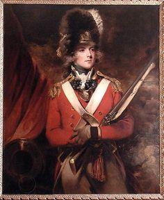 Colonel Thomas Grosvenor (1764-1851) by John Hoppner