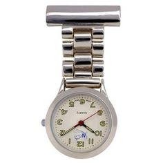 Watches, Parts & Accessories Retractable Nurses Fob Watch To Have A Unique National Style Nurse Watches