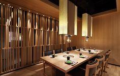 Matsumoto Restaurant by Golucci International Design