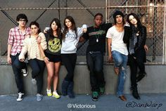 Victorious is pretty entertaining, My favorite is the guy who looks like Andy Samburg . . .
