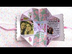 Tarjeta Pop Up para este dia de las madres - YouTube