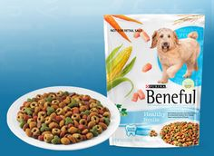 FREE Sample Beneful Healthy Smiles Dog Food