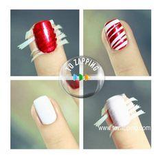 Uñas decoradas fácil de hacer Hay muchos sistemas para hacer uñas decoradas fácil de hacer, nosotros os vamos …
