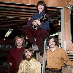 Creedence Clearwater Revival Thanks largely to John Fogerty's rough, inimitable voice and seemingly bottomless supply of great melodies, Creedence Clearwater Revival were the preeminent American singles band of the late Sixties and early Seventies.