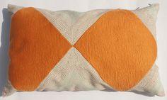 Mia Pillows in kantha stitch