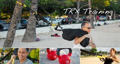 My TRX classes at www.sohifitness.com