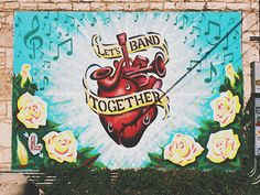 Let's Band Together