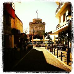 bloody tower  Salonika city