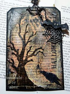 Image result for impression obsession halloween cards