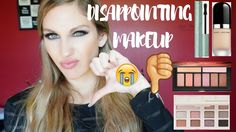 DISAPPOINTING MAKEUP OF 2016 │ HIGH END & DRUGSTORE😭