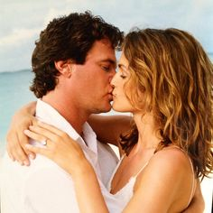 Pin for Later: Cindy Crawford Reveals the Unusual Way She Picked Out Her Wedding Dress