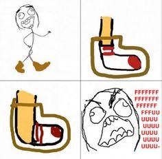 Odio cuando se me baja el calcetín http://ift.tt/2d9dUAf