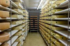 BIO aus Österreich – Von der Milch zum Käse | Koch mit Herz Bio Siegel, Wine Rack, Divider, Home Decor, Food Safety, Heart, Decoration Home, Room Decor, Wine Racks