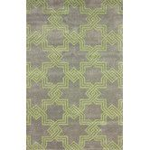 Found it at Wayfair - Gradient Green Carrey Rug