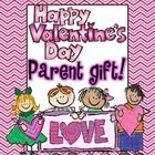 In order to instill more responsibility at home as well as school I created this Valentine's Day coupon book to give to the parents from my student...