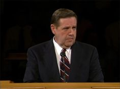 """""""An High Priest of Good Things to Come"""" - general-conference. One of my FAVORITE talks giving comfort and encouragement when we are going through life's toughest moments."""