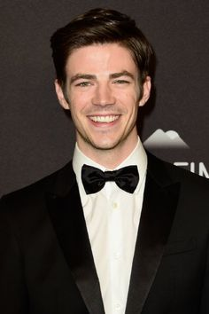 Grant Gustin at event of 73rd Golden Globe Awards (2016). He's so adorable.