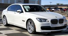 BMW 7 Series (New Cars You Shouldn't Buy or Consider)