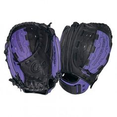 "Wilson Girls' Cat Osterman A440 Fastpitch Softball Glove (11"") RHT by Wilson. $24.95. The Wilson Girls' Cat Osterman 11"" Fast-Pitch Softball Glove features the EZ Fit system, which accommodates most hand sizes without restricting motion. Hook-and-loop closure wrist adjustment ensures a snug fit, and the EZ Snap closing system allows the glove to shut quickly with the support of the dual finger stall. Full pigskin leather. Monsta webbing. Features: Full pigskin leather offers du..."